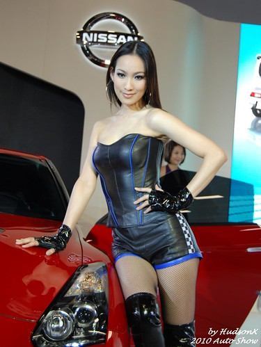 Nissan Girl (3)