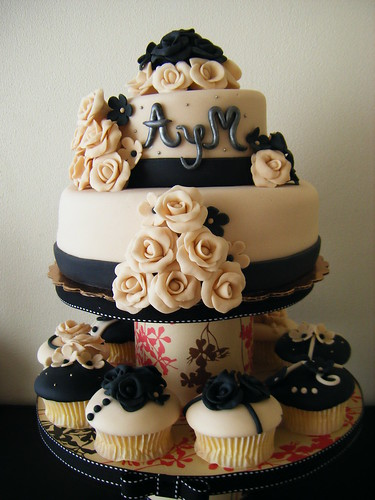 Cupcakes Take The Cake Ice Cream Sundae Wedding And Alice In