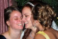 Bride & Sisters