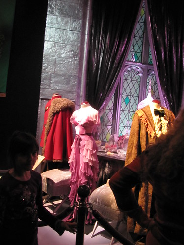 Yule Ball outfits from Viktor, Hermione and Ron