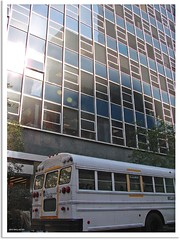 New York 2009 - Jacob Blaustein Building
