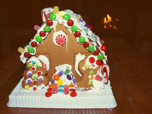 "Gingerbread ""House"""