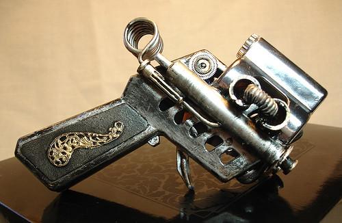 GP-004-Atomic Disabler (Pocket Gun)