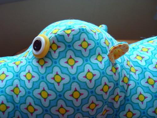 Bijoux hippo eye