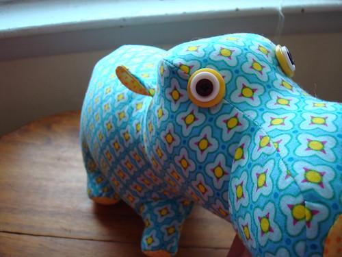 Bijoux hippo