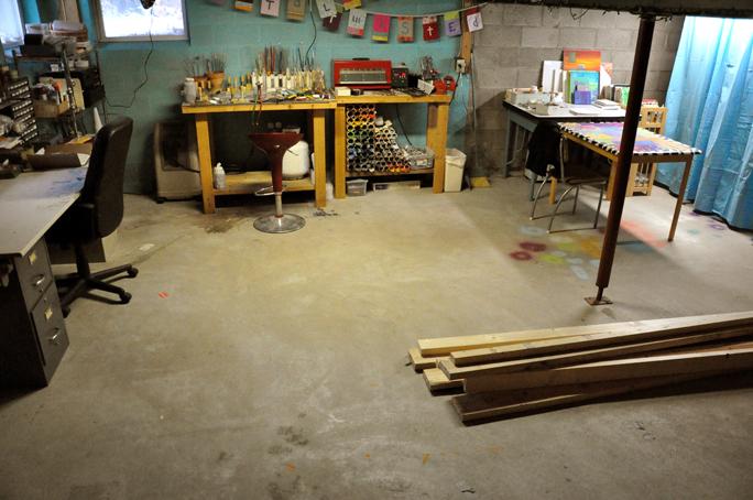 tidy studio