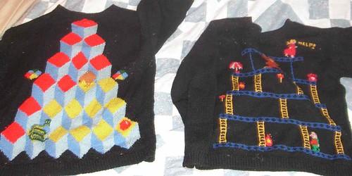 80s Arcade Sweaters 2