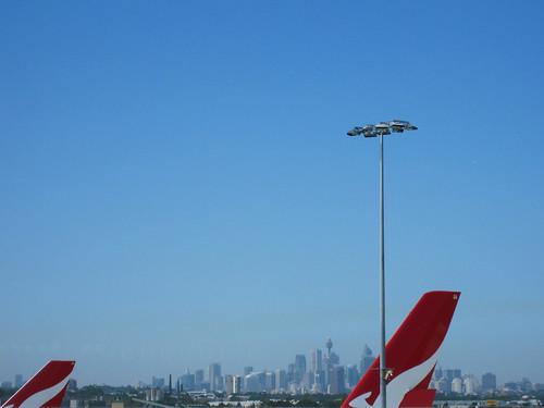 Qantas Club, Sydney