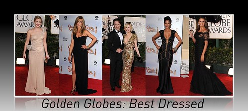 Golden Globes Best Dressed 2010