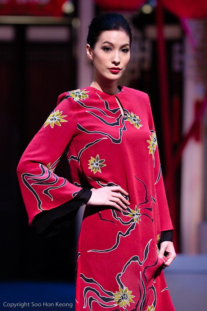 Festive Fashion Show - E'Tho @ MidValley, KL, Malaysia