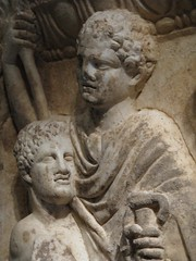 09 Chicago (kdwoutdoors) Tags: sculpture art museum relief