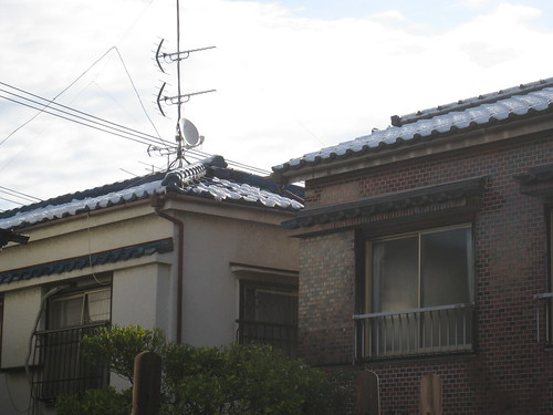Snow on the Rooftop