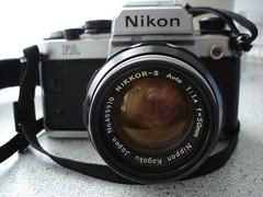Nikon FA + 50/1,4 (Erwan Bela) Tags: 135 nikonfa