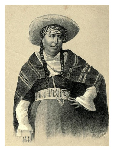012-Mujer india montañesa-Lima or Sketches of the capital of Peru-1866- Manuel Atanasio Fuentes Delgado