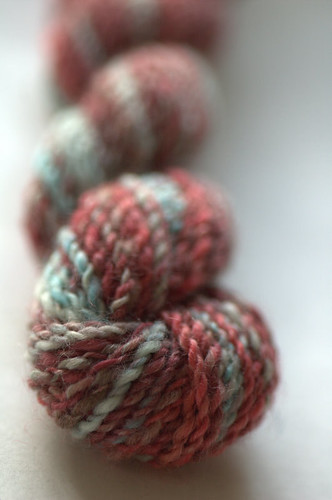 mmm lovely handspun