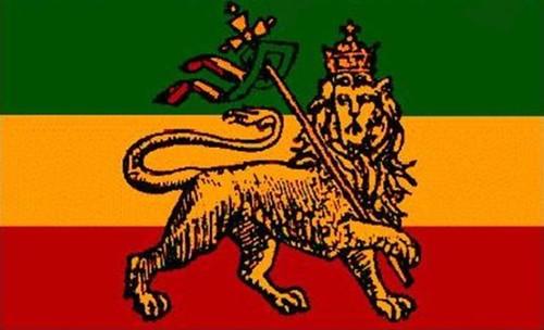 Bandera Etiopia-León (1897)