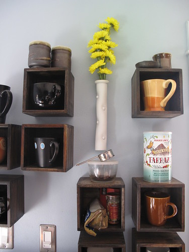 Coffee Station Partial View