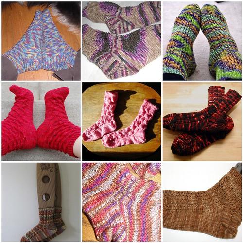 Vday sockswap socks!!