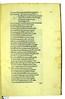 Title incipit and printed guide letter in Lucretius Carus, Titus: De rerum natura