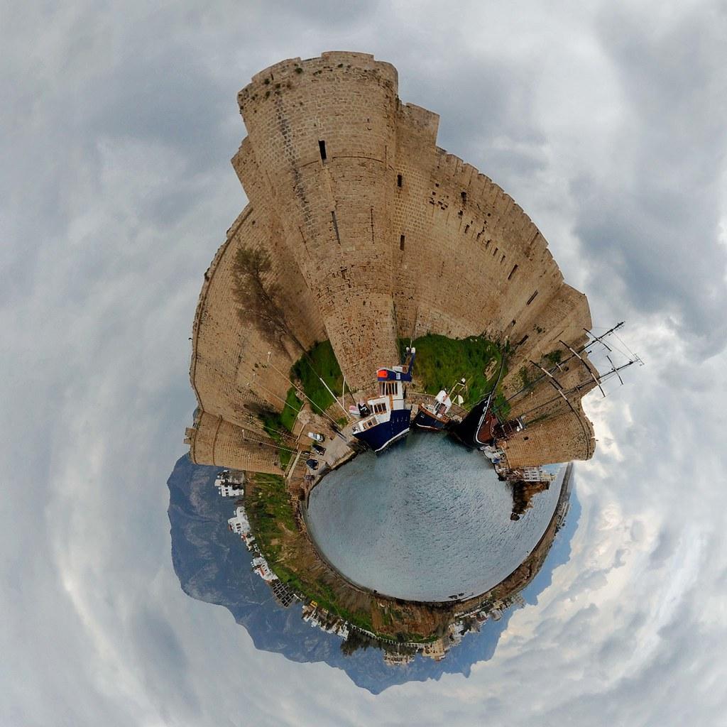 KYRENIA CASTLE CYPRUS