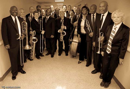 Junius Courtney Big Band