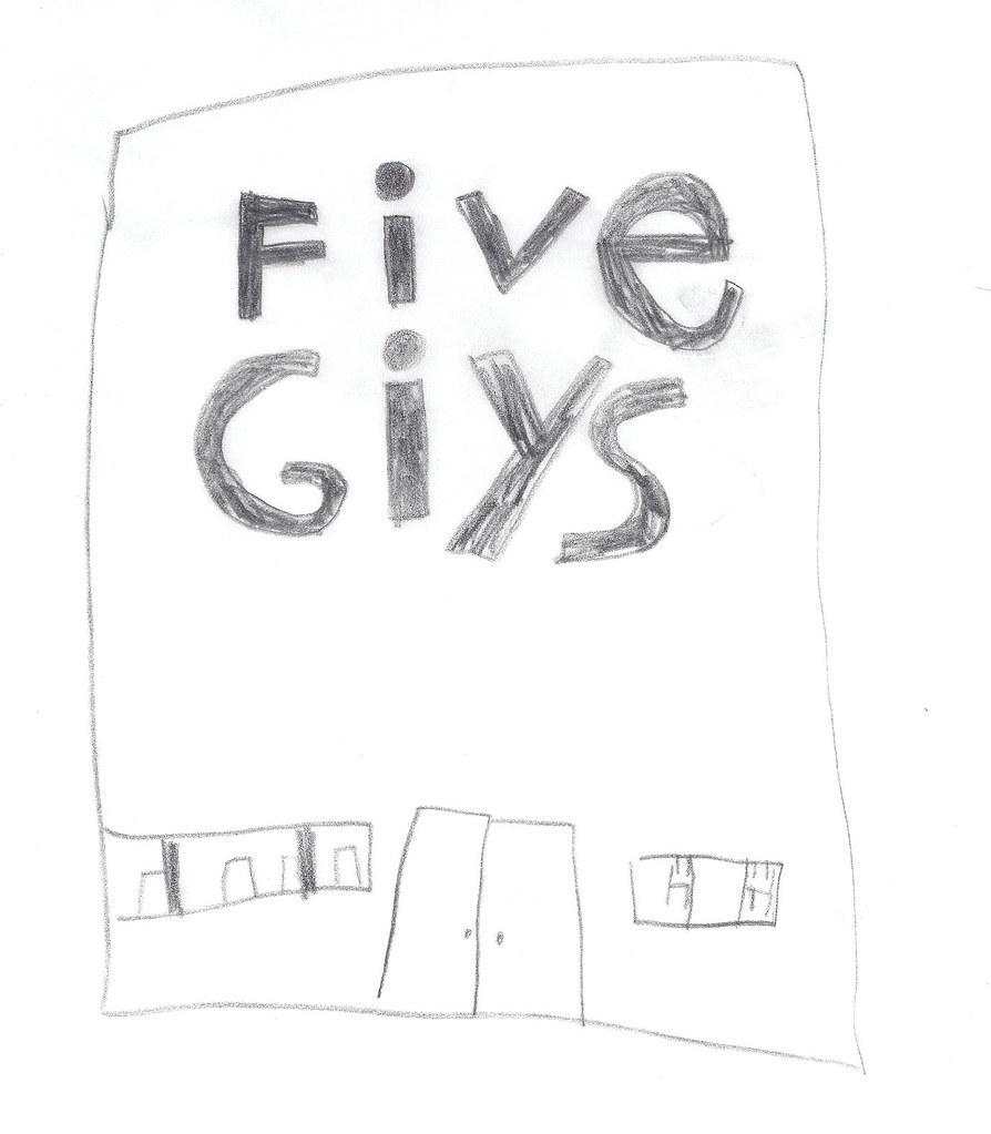 five giys