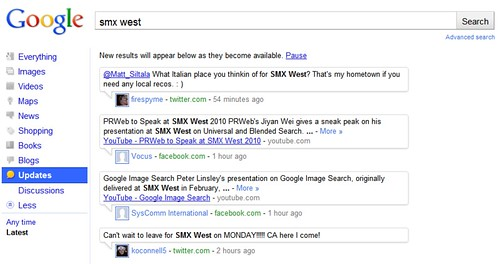 Google Update Options