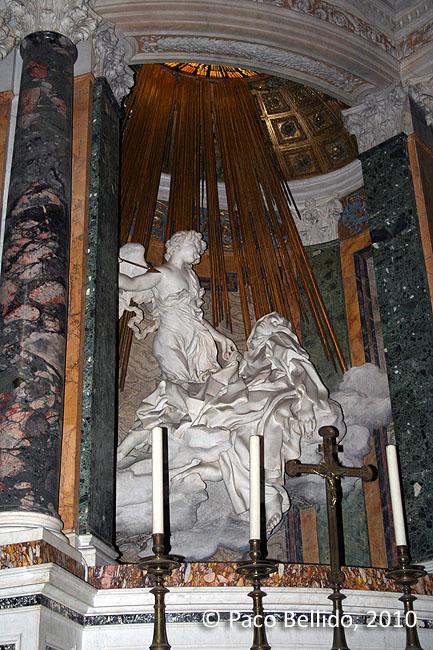 Santa Maria della Vittoria. © Paco Bellido, 2010