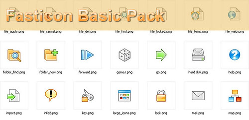 Fasticon Basic Pack