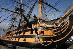 HMS Victory Portsmouth (SpixPix) Tags: england boat ship nelson victory portsmouth preserved hms spixpix