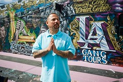 Alfred Lomas, Graff Lab - L.A. Gang Tours (Eric Wolfe) Tags: urban usa graffiti la losangeles downtown tour unitedstates crime tagging gangs tourguide bustour calfornia gangtours original:filename=20100220286jpg