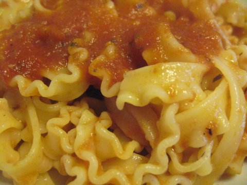 Scordo Pasta Challenge – #151 Paone Tripolini w/ Braised Meat Tomato Sauce