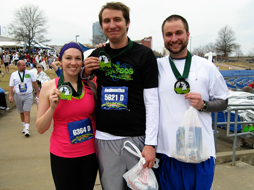 little rock half marathon 3