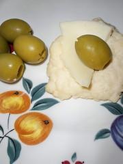 le polpette di olive