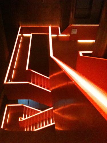 Stairs Ruhrmuseum