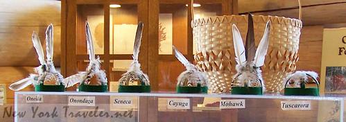 shakowi iroquois headdress