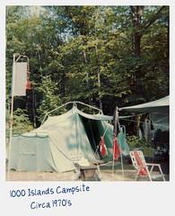 Campsite - 1970's-ish?