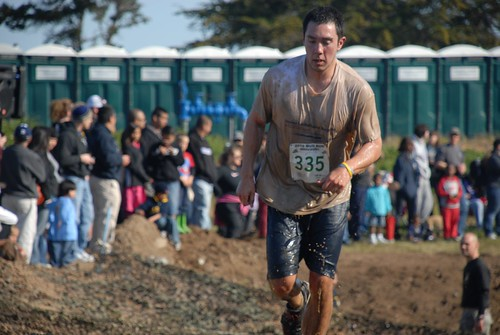 Down and dirty at the Big Sur Mud Run