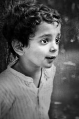 SAIF (irfan cheema...) Tags: china pakistan boy portrait bw kid child shanghai son saif abigfave irfancheema familygetty2010'