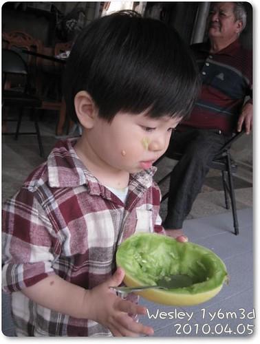 100405-香瓜是這麼吃的
