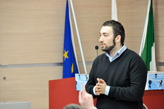 Luca Sartoni di 123 People (gminguzzi) Tags: socialnetwork seo rbc marketingonline confartigianato 123people antezeta romagnabusinessclub serverlab romagnain