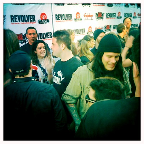 Revolver Golden God Awards 2010