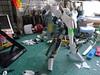 VF-2SS VALKYRIE II + FRAME ARMS(23%)