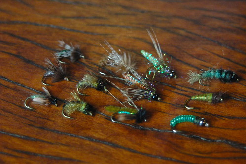 Caddis Patterns