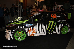 Ken Blocks 2011 Ford Fiesta