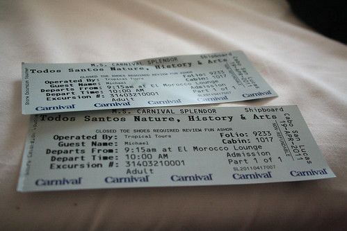 Todos Santos - Tour Tickets