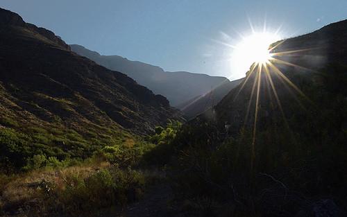 Dog Canyon Sunrise