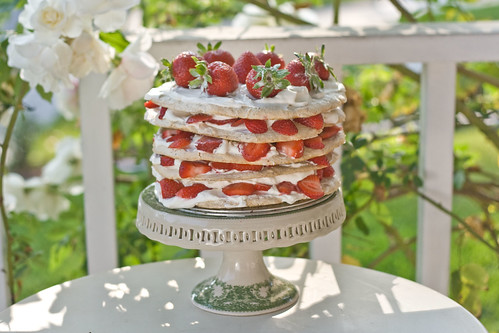 Swedish Midsummer Cake 3