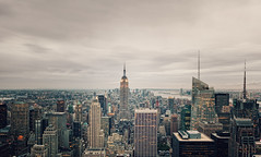 One more from New York City (Philipp Klinger Photography) Tags: ocean street new york city nyc newyorkcity blue houses windows light sky urban orange usa ny newyork building window lines yellow rock architecture clouds facade america river lights us office day unitedstates state theatre cloudy top manhattan district centre united horizon unitedstatesofamerica north illumination rockefellercenter bank center atlantic east hour esb empire eastriver northamerica hudsonriver empirestatebuilding hudson rockefellercentre states bluehour chrysler statueofliberty chryslerbuilding rockefeller metlife financial atlanticocean antenna banks offices topoftherock the theatredistrict of totr