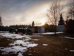 2190123 (simonereger) Tags: campingplatz sunset sonnenuntergang evening groserweiher